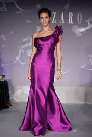 lazaro bridesmaid dresses fall 2011 bridesmaid dress collections by lazaro purple