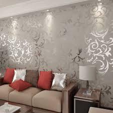 modele papier peint cuisine modele papier peint salon avec tapisserie cuisine moderne idees et