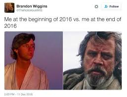 Before And After Meme - depressing 2016 before and after memes show how much the year has