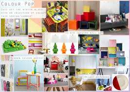 colour pop trend bring some colour into your home this summer
