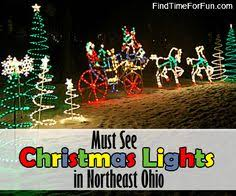 christmas light displays in ohio the cincinnati zoo festival of lights is incredible over 2 million