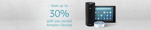 amazon kindle oasis black friday sale amazon com certified refurbished amazon devices amazon devices