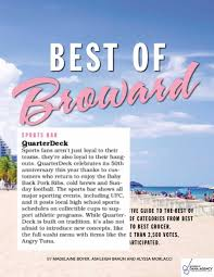 Dania Beach Florida Map by Dania Beach Quarterdeck Seafood Bar U0026 Neighborhood Grill