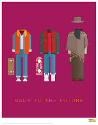 back to the future costume artwork limited edition collector u0027s