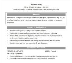 Resume Supervisor Sample Production Management Resume Production Manager Resume
