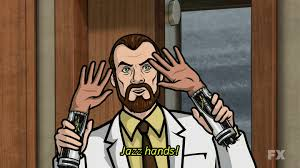 Archer Meme Generator - did krieger give you robot hands not yet but you just say the