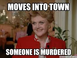Murder She Wrote Meme - angela lansbury s victorian in murder she wrote tvs and movie