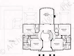 Attic Floor Plans by Fairview Luxury House Plans Spacious House Plans