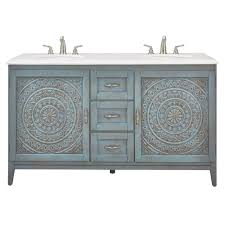 design house 61 in w cultured marble vanity top with solid white