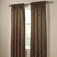 Curtains With Rods On Top And Bottom Custom Made Rod Pocket Curtains And Drapes From Selectblinds