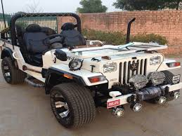 mahindra thar modified to wrangler open jeep price list in india car alteration in bangalore bike
