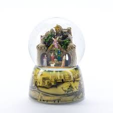 thanksgiving snow globe holiday snow globes christmas gifts
