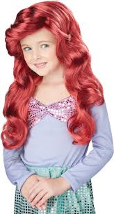 wigs for kids halloween mal descendants wig child halloween accessory walmart com