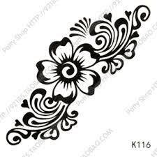 easy tattoo designs flower tattoo by donniekompany hawaiian