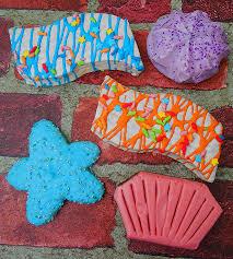 seashell shaped cookies debbie s sea snacks dinosaur dracula