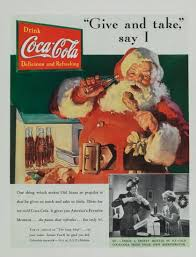 si e social coca cola how santa brought coca cola in from the cold national museum of