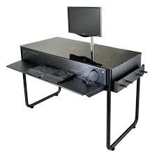 Custom Pc Desk Case Desk Vanaen All In One Computer Desk Computer Box Built In