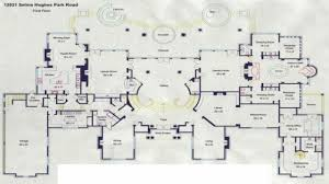 mega mansion house plans