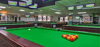 Academy Pool Table by Basingstoke Pool