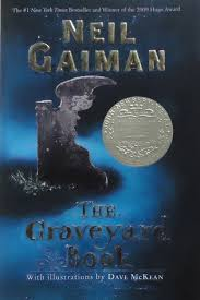 Best Halloween Books For Young Adults by The Graveyard Book Neil Gaiman Dave Mckean 8601400303559