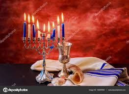 where can i buy hanukkah candles lighting hanukkah candles celebration stock photo photovs