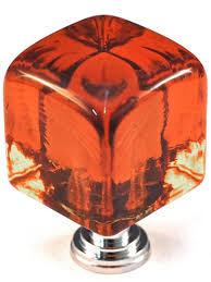 Red Glass Cabinet Knobs Knobs Etc Com Llc Art X Glass Collection Cabinet Hardware