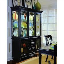 american drew camden black china cabinet 919 830r
