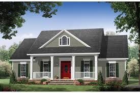 simple colonial house plans home plan homepw76711 1951 square foot 3 bedroom 2 bathroom
