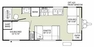 Fleetwood Wilderness Travel Trailer Floor Plans Mallard Travel Trailer Floor Plans Valine
