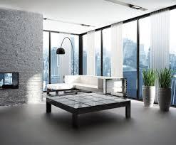 wonderful white black wood glass modern living room contemporary