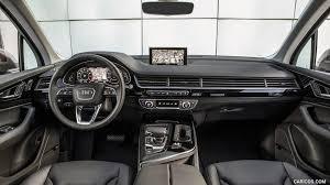Audi Q7 Specs - 2017 audi q7 3 0t quattro us spec interior cockpit hd