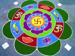 rangoli patterns using mathematical shapes beautiful rangoli designs and patterns random talks