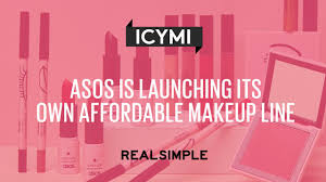 Affordable by Asos Is Launching Its Own Affordable Makeup Line Real Simple