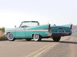 1957 chrysler new yorker convertible cars pinterest