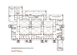 Laboratory Floor Plan National Centre For Biological Center Banglore By Saurabh Agarwal