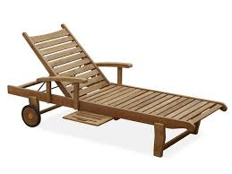 teak chaise lounge chairs for outdoor lounges patio the home depot