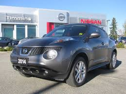 2014 certified used nissan juke used inventory in timmins