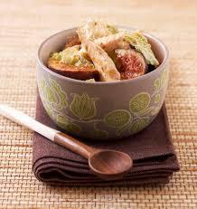 cuisine d une chinoise salade de chou chinois poulet et figues les meilleures recettes