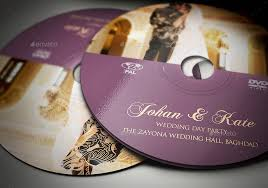 wedding dvd cover and dvd label template by owpictures graphicriver