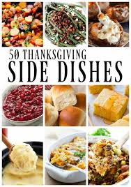 50 thanksgiving side dishes to be grateful for a dash of sanity