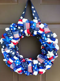 4th of july wreaths 60 amazing 4th july wreaths for your front door digsdigs