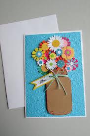 birthday card ideas for mom greeting handmade cards jobsmorocco info
