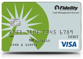 free debit card fidelity visa gold check card free atm debit card