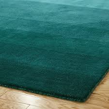 Blue Ombre Rug Ombre Teal Rug 6 U0027x9 U0027 Teal Rug Modern And Lights