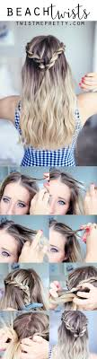 cute hairstyles you can do in 5 minutes easy step by step hairstyle tutorials you can do for less than 5