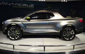 hyundai crossover 2015 2015 naias hyundai santa cruz crossover concept debuts in detroit