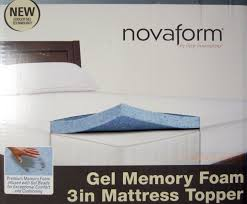 Home Design Mattress Pad Best Gel Mattress Topper You U0027ll Feel Like You U0027re Floating