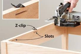 Table Top Fasteners by Mount A Tabletop With Your Biscuit Joiner Wood Magazine