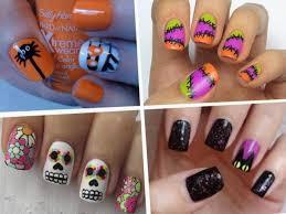 imagenes de uñas decoradas de jalowin decoracion de uñas halloween 2015 modelos de manicure