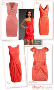 coral dresses for wedding guests coral dress for wedding